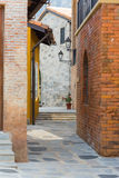 Alley tuscany Royalty Free Stock Photos