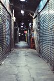 Alley way in Japan Stock Image
