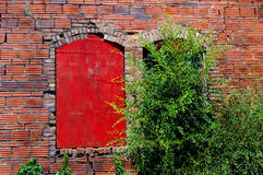 Alley Window Stock Photos