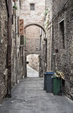 Alleyway. Royalty Free Stock Photography