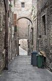 Alleyway. Fotografia Stock Libera da Diritti