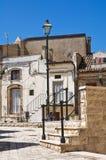 alleyway Acerenza Basilicata Italia Foto de archivo