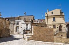 alleyway Acerenza Basilicata Italia Imagen de archivo