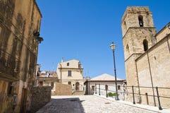 alleyway Acerenza Basilicata Italia Foto de archivo libre de regalías