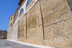 Alleyway. Acerenza. Basilicata. Italy. Royalty Free Stock Image