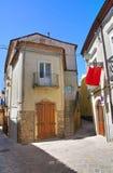 Alleyway. Acerenza. Basilicata. Italy. Royalty Free Stock Photo