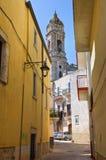 Alleyway. Acquaviva delle Fonti. Puglia. Italy. Stock Photos