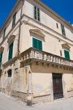 alleyway Altamura La Puglia L'Italia Immagini Stock