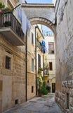 alleyway Altamura Puglia Italia Foto de archivo