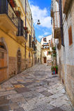 Alleyway. Altamura. Puglia. Italy. Stock Photography