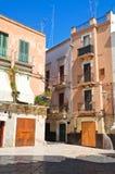 alleyway bari La Puglia L'Italia Fotografia Stock Libera da Diritti