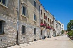 alleyway bari La Puglia L'Italia Fotografie Stock Libere da Diritti