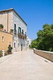 alleyway bari La Puglia L'Italia Immagine Stock Libera da Diritti