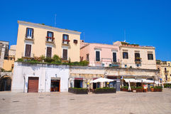 Alleyway. Bari. Puglia. Italy. Stock Image