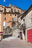 alleyway Brienza La Basilicata L'Italia Immagini Stock