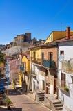 alleyway Cancellara La Basilicata L'Italia Immagine Stock Libera da Diritti