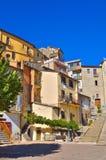 alleyway Cancellara La Basilicata L'Italia Fotografia Stock Libera da Diritti