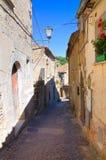 alleyway Cancellara La Basilicata L'Italia Immagini Stock