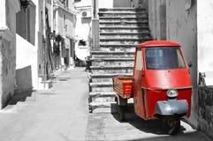 Alleyway. Castellaneta. Puglia. Italy. Stock Images