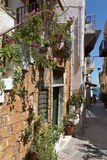 Alleyway in Chania, Crete Stock Photos