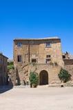 Alleyway. Civita di Bagnoregio. Lazio. Italy. Royalty Free Stock Image