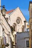 Alleyway. Delle Fonti di Acquaviva. La Puglia. L'Italia. Immagini Stock Libere da Diritti