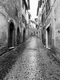 Alleyway Royalty Free Stock Images