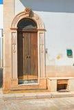 alleyway Di Bari di Sammichele La Puglia L'Italia Fotografie Stock