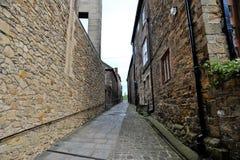 Alleyway di Durham Immagini Stock Libere da Diritti
