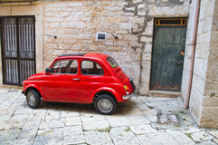 Alleyway. Giovinazzo. Puglia. Italy. Royalty Free Stock Photography