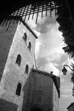 Alleyway.Gubbio. L'Umbria. Fotografia Stock Libera da Diritti