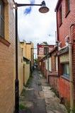 Alleyway in Katoomba, Blue Mountains, Australia Stock Photography