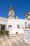 alleyway Laterza La Puglia L'Italia Immagine Stock