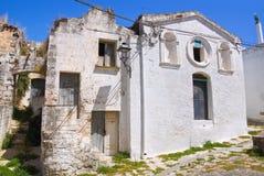 alleyway Laterza La Puglia L'Italia Immagini Stock Libere da Diritti