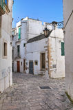 Alleyway. Martina Franca. Puglia. Italy. Royalty Free Stock Image