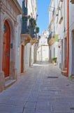 Alleyway. Martina Franca. Puglia. Italy. Stock Photo