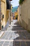 Alleyway. Melfi. Basilicata. Italy. Stock Images