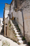 Alleyway. Minervino Murge. Puglia. Italy. Stock Photos
