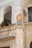 alleyway Molfetta La Puglia L'Italia Immagine Stock Libera da Diritti