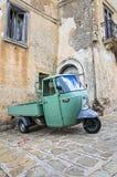 alleyway Moliterno La Basilicata L'Italia Immagini Stock Libere da Diritti