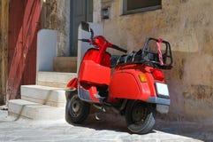 Alleyway. Monopoli. Puglia. Italy. Stock Photography