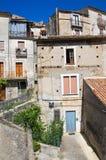 Alleyway. Morano Calabro. Calabria. Italy. Stock Photo