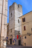 Alleyway. Narni. Umbria. Italy. Royalty Free Stock Images