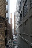 Alleyway Narrow Stock Images