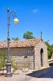 alleyway Pietragalla La Basilicata L'Italia Fotografia Stock Libera da Diritti