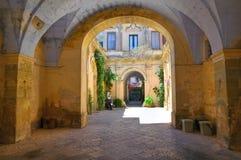 Free Alleyway. Poggiardo. Puglia. Italy. Royalty Free Stock Photography - 31532647