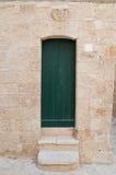 alleyway Polignano una giumenta La Puglia L'Italia Fotografia Stock Libera da Diritti