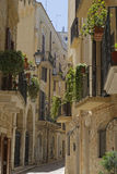Alleyway puglia Royalty Free Stock Image