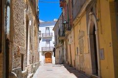 alleyway San Severo La Puglia L'Italia Fotografia Stock Libera da Diritti