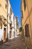 alleyway San Severo Puglia Italia Imagen de archivo libre de regalías